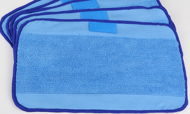 8pcs/Lot New High-quality Microfiber Mopping Cloths for iRobot Braava 321 380 320 380t mint 5200C 5200 4200 4205 Robot