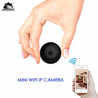 Wifi IP Camera C2 Mini Camera HD 720P AP Connnect IR Mini DV Motion Detection Alarm