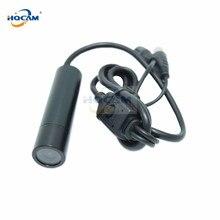 HQCAM 25mm lens SONY effio e 700TVL CCD Renkli OSD menü Mini bullet kamera Açık Su Geçirmez Güvenlik Kamera 960 H 4140 + 810 \ 811