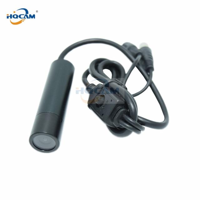 Hqcam câmera de segurança para uso externo, câmera com lente de 25mm para sony effio e 700tvl ccd colorida osd, mini menu, bala, área externa, à prova d água 960h 4140 + 810 \ 811