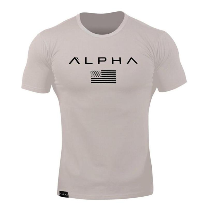 18 Mens Military Army T Shirt 17 Men Star Loose Cotton T-shirt O-neck Alpha America Size Short Sleeve Tshirts 21