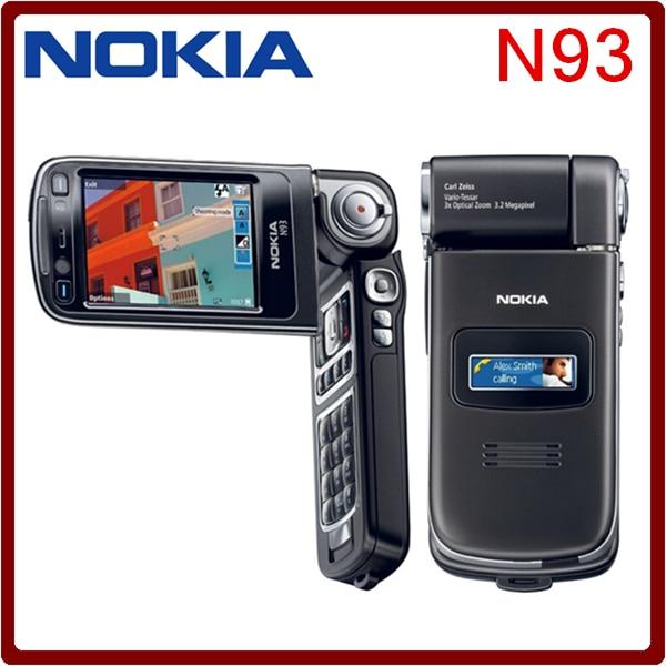 Aliexpress.com : Buy N93 Original Nokia N93 3G WIFI 3.15MP ...