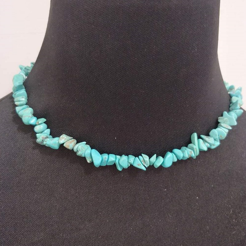 touquoise necklace