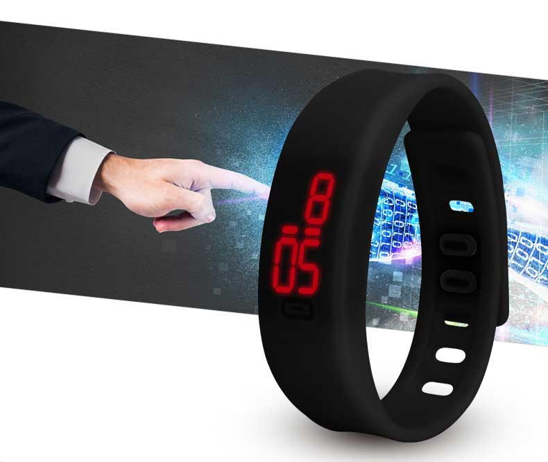 2017 Fashion LED Digital Sport Watches Silicone Rubber Running Watch Date Time Unisex Bracelet Wrist Watches Cheap Price new fashion design unisex sport watch silicone multi purpose date time electronic wrist calculator boys girls children watch