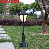 European style Outdoor Lawn Lamps Outdoor Waterproof Villa Grass Street Lamp American LED Garden Lamp Landscape Street Lights