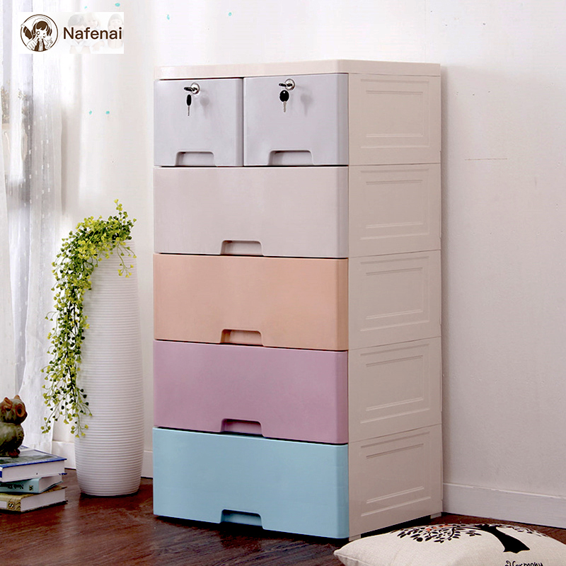 Armoire de rangement grande capacité Simple placard armoires pli tissu organisateur meubles organisateur placard rangement ropa intérieur