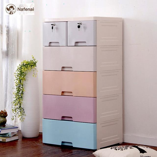 Wardrobe Storage Large capacity Simple Closet Cabinets Fold cloth Organizer furniture organizador closet storage ropa interior