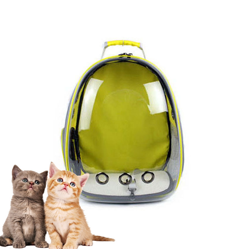Pet Bag Dog Backpack Cat Shoulder Backpack Pet Travel Cave Outside Portable Bag Pet Products For Kitty Puppy And Small Dog #3