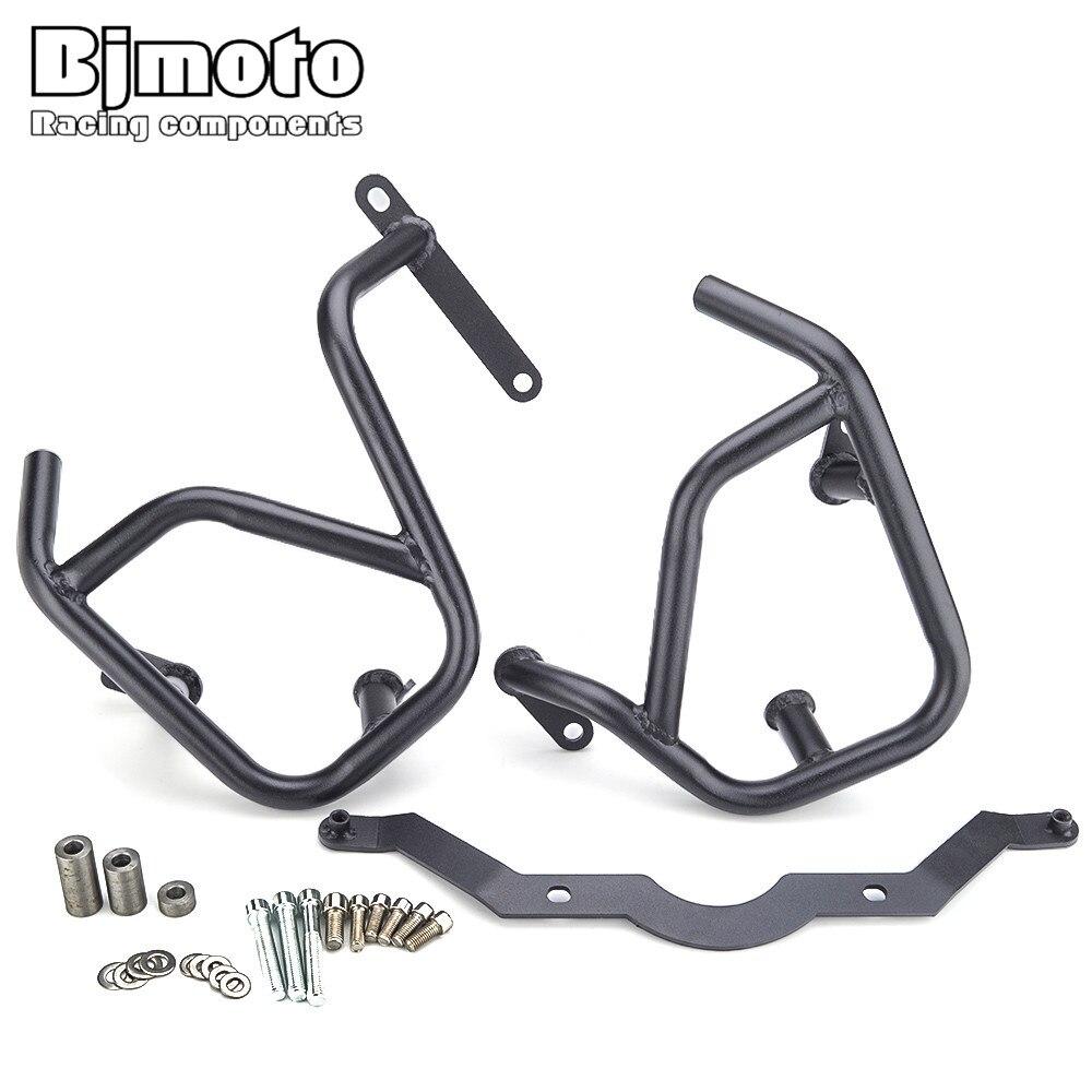 BJMOTO moto Crash Bar cadre Protection moteur garde pare-chocs pour BMW S1000XR 2015 S1000 XR