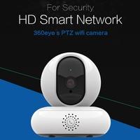 BAPASCO Home Security Baby Monitor IP Camera Wi Fi Wireless Mini Network Camera Surveillance Wifi 1080P Night Vision CCTV Camera