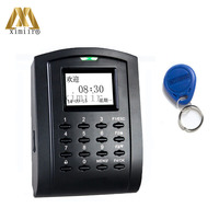 SC103 RFID card access control and access control TCP/IP access control system smart card door lock with free software and SDK