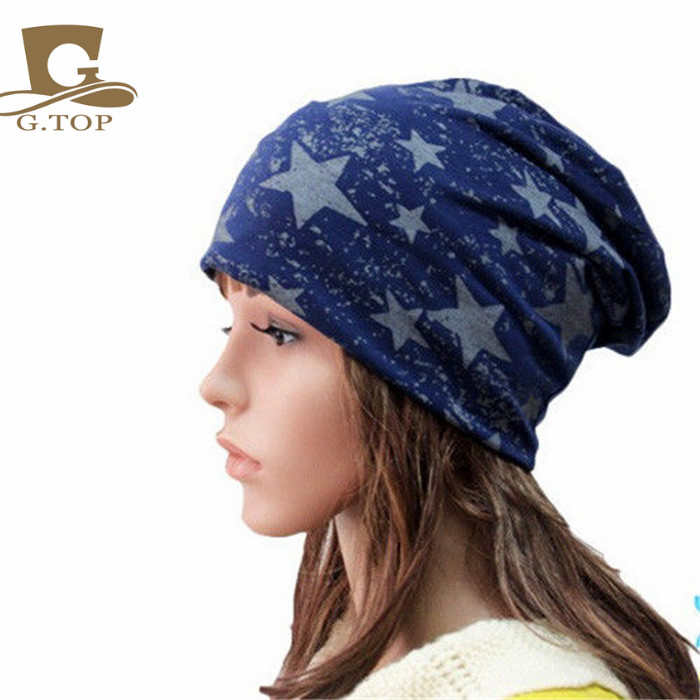 Unisex Beanie Hat Warm Winter Ski Hat Oversized Slouchy Hip Hop Hat SH-309 hot winter beanie knit crochet ski hat plicate baggy oversized slouch unisex cap