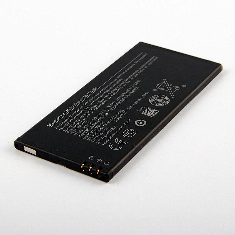 D'origine Nokia BV-T4B téléphone batterie pour Nokia Lumia 640XL RM-1096 RM-1062 RM-1063 RM-1064 RM-1066 Lumia 640 XL BVT4B 3000 mAh