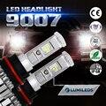 Para Kia Sportage K2 Ceed Sorento HB5 9007 70 W 80 W 120 W 6000 K Bombillas de Los Faros LED Kit 7000LM Blanca 8000LM 12000LM Faros de Niebla