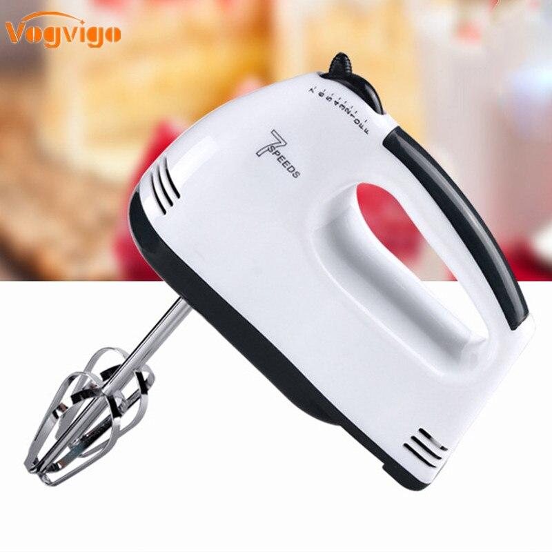 VOGVIGO 180w Super Power Household Electric Doubles Egg Head Design Egg Beater Whisk Blender Handsel And Ramen Kitchen Tools