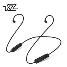 KZ Waterproof Aptx Bluetooth Module 4.1 Wireless Upgrade Module Cable Detachable Cord Applies Original Headphones ZS10/ZSA/AS10 kz zst zs3 zs5 as10 zs6 zs10 zsa es4 bluetooth 4 2 wireless upgrade module cable detachable cord applies kz original headphones