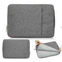 13 Inch Laptop Bag Business Package Sleeve For Macbook Pro 15 Retina 11 15 Unisex Notebook
