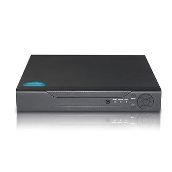 цена на YiiSPO 1080N 5in1 4CH AHD/CVI/TVI/analog  DVR Security CCTV video recorder P2P 1080P NVR VGA HDMI for HD AHD/XM ip camera xmeye