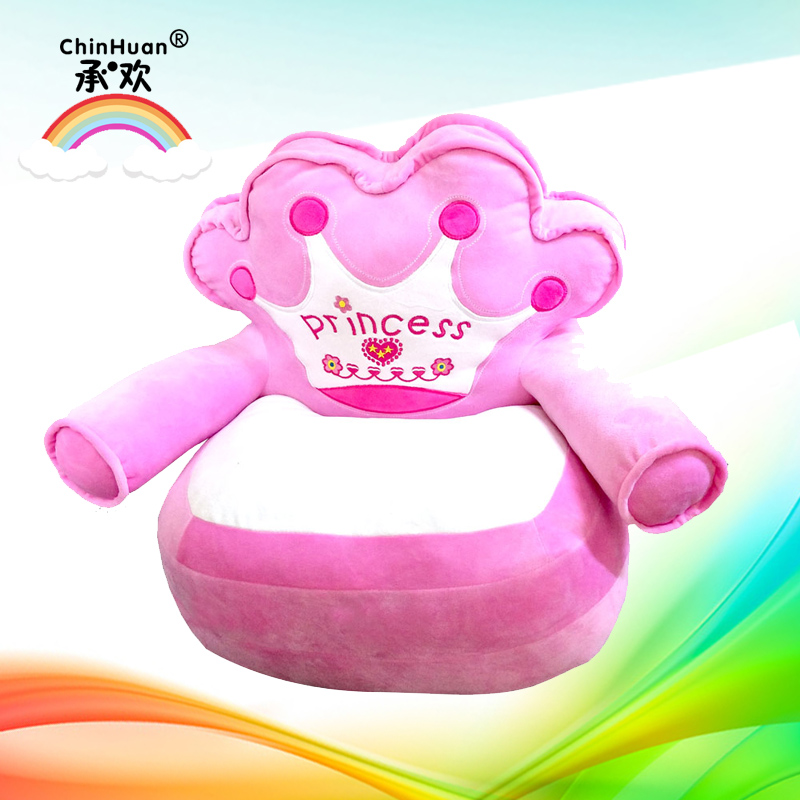 Фотография Soft Chair for small baby 1- 3 years Baby Sofa Chair with Filler