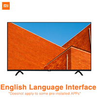 Xiaomi tv 4A 32 дюйма 1366x768 телевидение 64 бит четырехъядерный искусственный интеллект 1 ГБ 4 ГБ Smart tv
