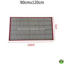 90X120CM small bamboo curtain use for bag making machine width 90 length 120CM