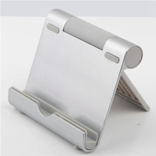Floveme alumínio tablet fique stents para ipad mini 2 3 4 air 5 para samsung xiaomi kindle desk suporte para iphone 4s 5s tablet PC