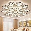 Новое поступление  потолочные светильники для гостиной  спальни  кабинета  Современные светодиодные люстры  плафон  потолочные светильники