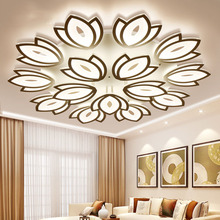New Arrival Living Room Bedroom Study Ceiling Lights Modern Led lustre plafonnier Lamp Fixtures