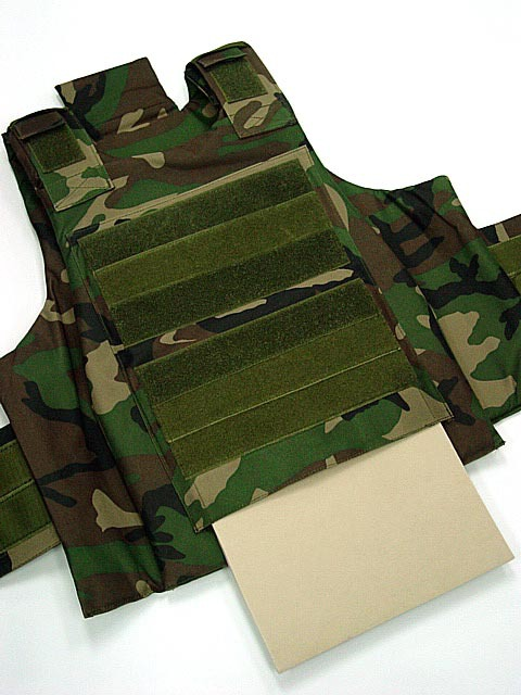 Outdoor protective vest tactical vest real CS equipment Security guard vest bulletproof vest CS field