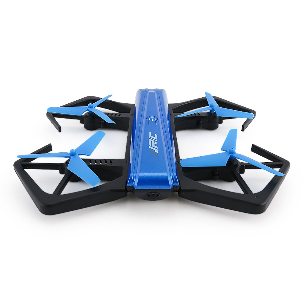 JJRC Blue Crea 720P WIFI Camera Foldable With Altitude Hold Quadcopter Airplane Toy Drop Shipping For