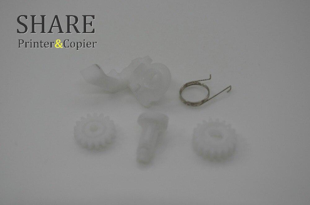 302M214340 302M214230  302M214220 302M214210 302M214201 Developer gear kit for Kyocera FS1020 1120 1125 1220 fs1320 1325 FS1040 1pcs developer unit gear for kyocera fs1040 fs1060 fs1020 fs1025 1120 1125 2m214201