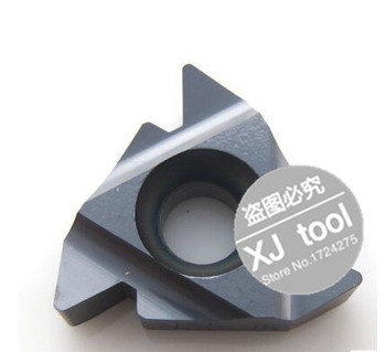 Free Shipping 22IR N 55 Carbide Threading Inserts 55 Deg External Threading Tips,Indexable Inserts for Threaded Lathe Holder SNR