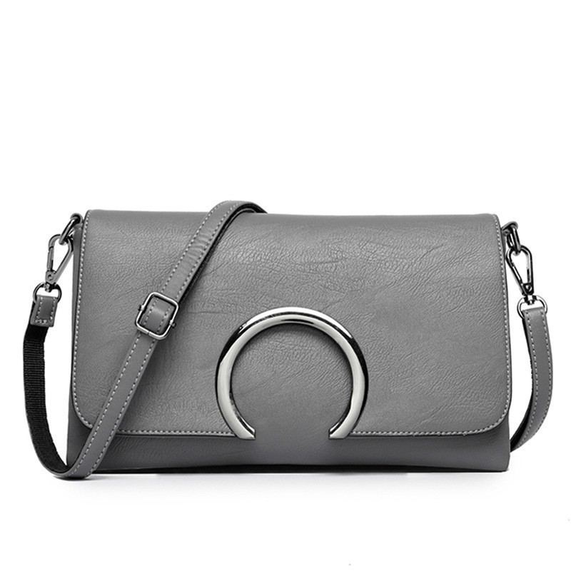 Famous Brand Designer Women Crossbody Bag Soft Pu Leather Evening Bag Small Day Clutch Shoulder Bags For Ladies LH7211