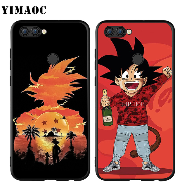 Dragon Ball Son Goku Cover Case for Huawei Models