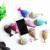 Sefia Marca 2017 Moda Sereia Pincéis de Maquiagem Blush Em Pó Fundação Maquiagem Escova Ferramentas de Cosméticos Escova de Peixe Saco Separadamente