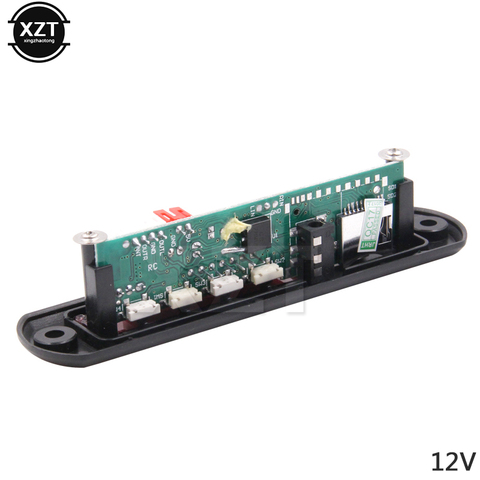 Hot Sale DC 5V 12V Micro USB Power Supply TF Radio MP3 Decoder Audio Board For Car Remote Music Speaker Islamabad