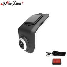 WHEXUNE Originale U3 Mini Macchina Fotografica Dell'automobile DVR Full HD 1080 P ADAS Auto Digital Video Recorder Dash Cam per Android multimedia player