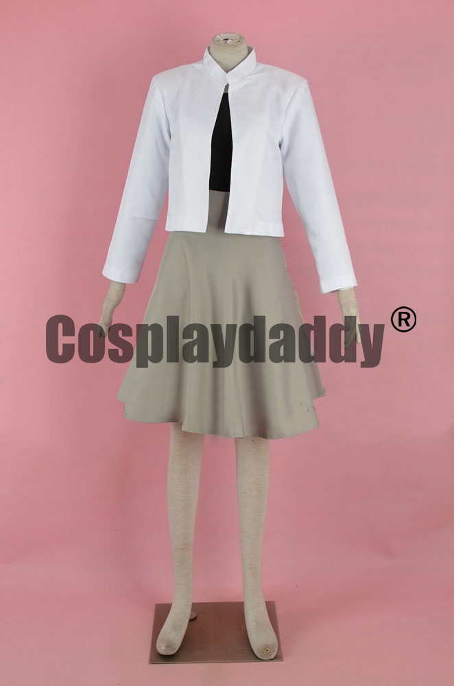 Kantai Collection Kancolle Haruna Shopping Version Dress Outfit Cosplay Costume F006