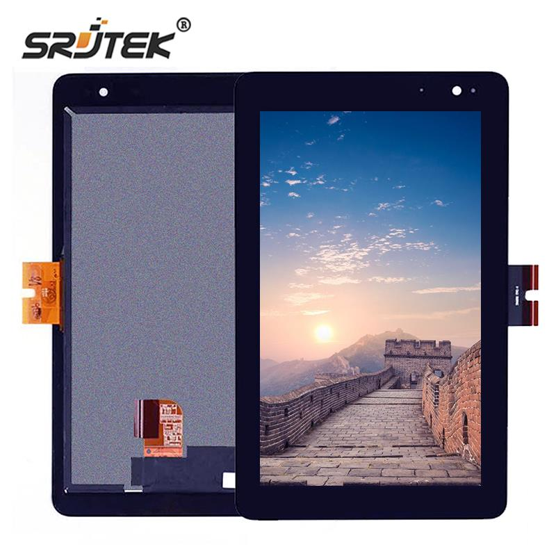 Srjtek For Dell Venue 8 pro T01D001 T01D 5468W LCD Display Touch Screen Panel Digitizer Monitor Assembly Repair Part with Frame srjtek for lenovo miix 2 8 lcd display touch screen panel digitizer monitor assembly wifi repair part with frame