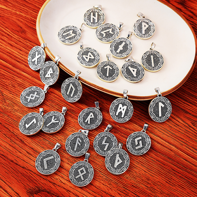 RUNES CHARMS  (6)