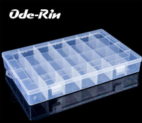 Ode-Rin Household items and receive a box of plastic bin receive box jewelry box candy Little receive a case The family decorate