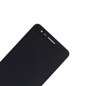 Image 4 - 5.0 pollici Originale Per LG K4 2017X230 X230i X230K X230DSF Display LCD Touch Screen con Telaio di Riparazione kit di Ricambio + Strumenti