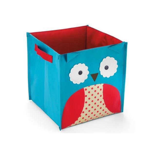 Cute Animal Collapsible Toy Storage Organizer Folding: Children Cute Animal Toys Organizer Canvas Folding