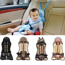 Baby Safety Car Seat New Portable Simply Constructed Child Baby Toddler Car Safety Seat Carrier