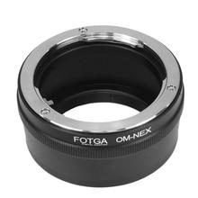 FOTGA Adapter Ring Cho Ống Kính Olympus OM Để Sony NEX3/ NEX5/ 5N /5R/NEX6/NEX7/NEXC3