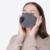 Em estoque new arrivel xiaomi puramente máscara anti-poluição do ar com filtro pm2.5 550 mah battreies recarregável
