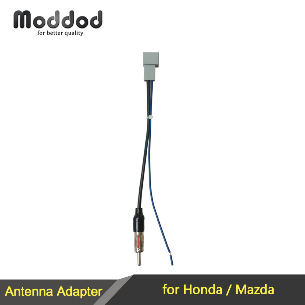 Antenna Aerial font b Adapter b font for Honda Accord Civic CRV Odyssey font b Mazda mazda 3 harness adapter promotion shop for promotional mazda 3 mazda 3 wiring harness adapter at readyjetset.co
