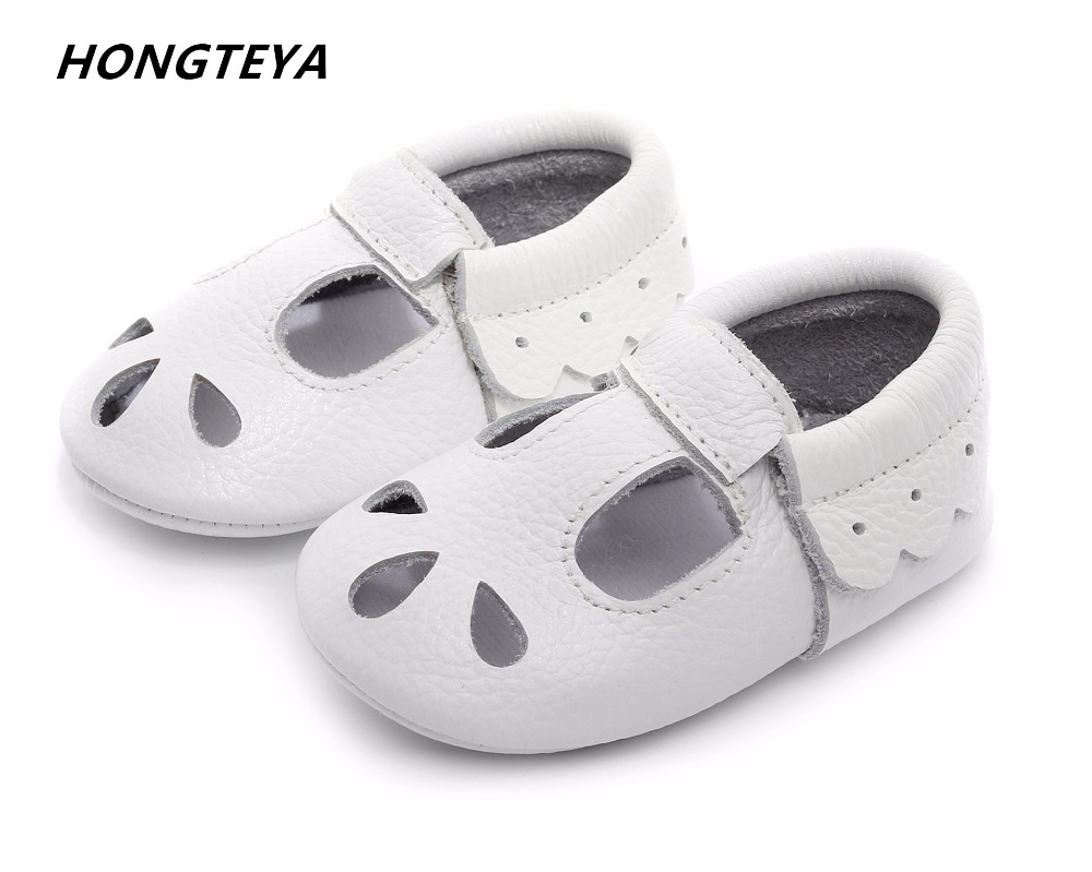 New Soft Baby Boy Shoes Genuine Leather mary jane Baby Moccasins Multicolor Handmade Toddler Girls Shoes for Kids 0-24M