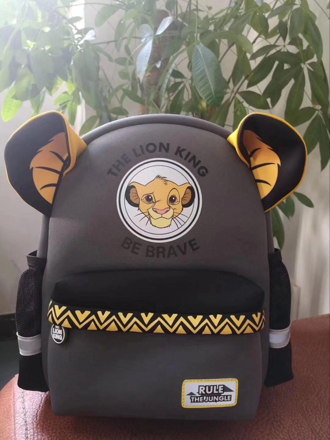 Image 5 - Genuine Disney movie the lion king  Simba Cartoon bag plush Doll Backpack Kids Girls boy children toy Christmas Birthday gift-in Movies & TV from Toys & Hobbies