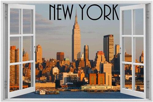 Custom Beautiful Scenery Of New York City@y Home Decor